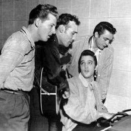 Million Dollar Quartet captures rock history
