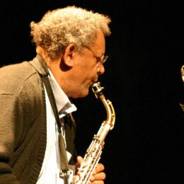 Anthony Braxton, photo by Martin Morissette