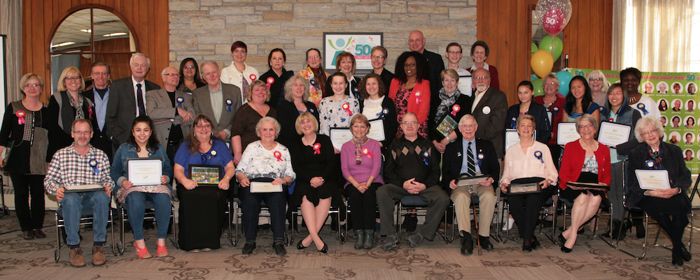 WI Community celebrates National Volunteer Week and VWI's 50th Anniversary