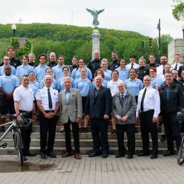 Senior safety a priority for Sun Youth's Bike Patrol