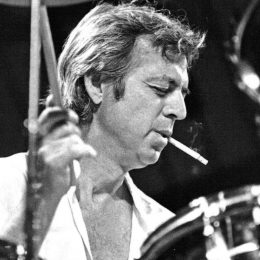 Iconic drummer disappeared but still a music legend