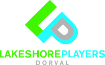 Lakeshore Players Dorval logo