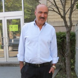 Retired engineer Zaki Ghavitian ready to serve his city