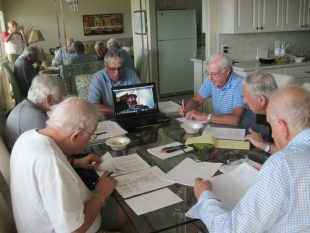 Seniors come of age — the digital age