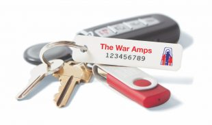 The War Amps Key Tag Service has returned more than 1.5 million sets of lost keys to their owners.