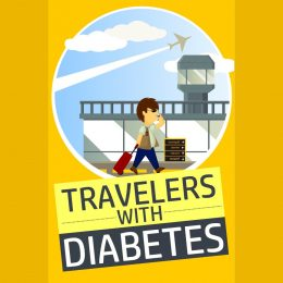 Tips for travellers with diabetes