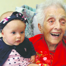 At 111, Cecile Klein is a witness to Montreal history
