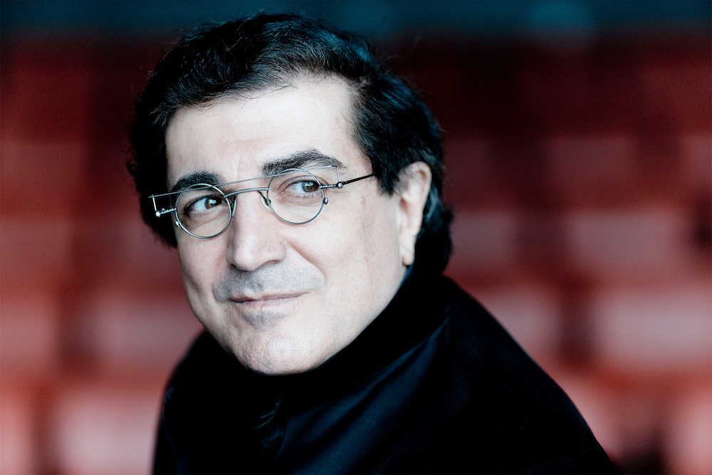 Sergei Babayan, courtesy of the Bach Festival.
