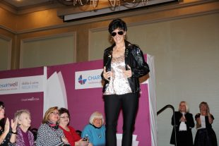 Beauty is ageless; Chartwell Le Wellesley benefit evening proves it