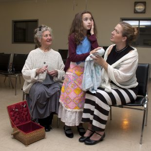 The Miracle Worker Lakeshore Players Dorval November 2018